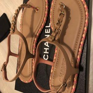 Chanel Thongs Sandal